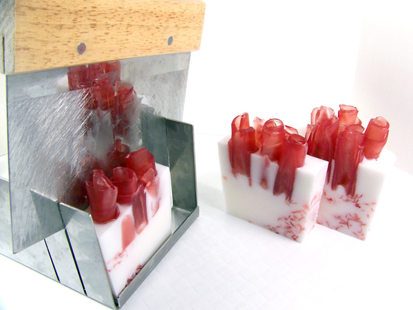 slice soap