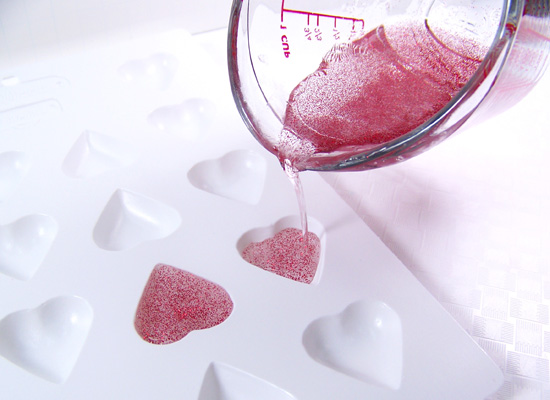 pouring hearts