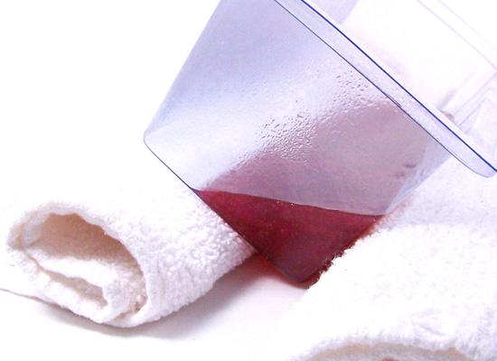 setting soap
