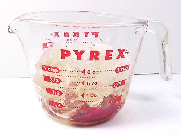 melt jelly soap