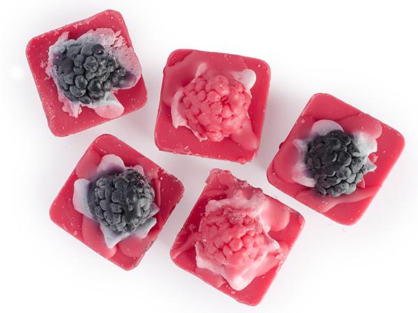 black raspberry vanilla tarts