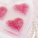 Floating Hearts Soaps