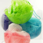 How to Make a Soap Pouf