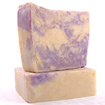 Using Rebatch Soap Base to Make Swirled Soap