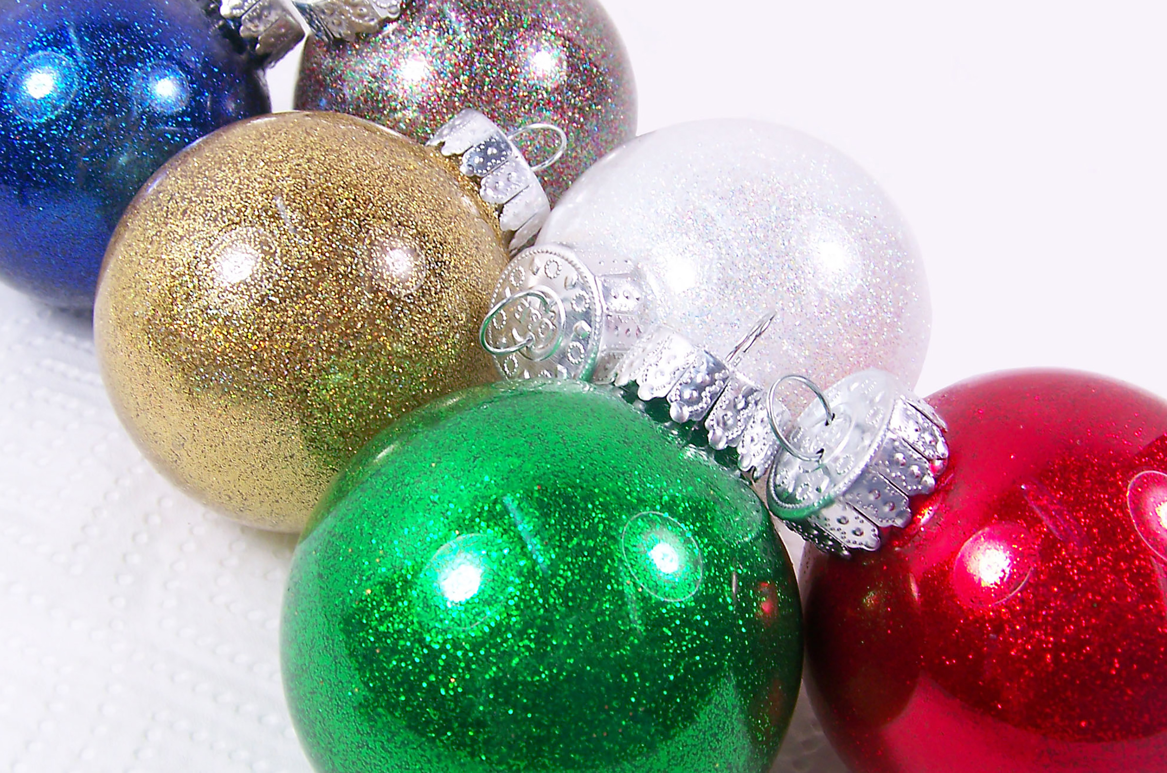 ornaments are ready to use!