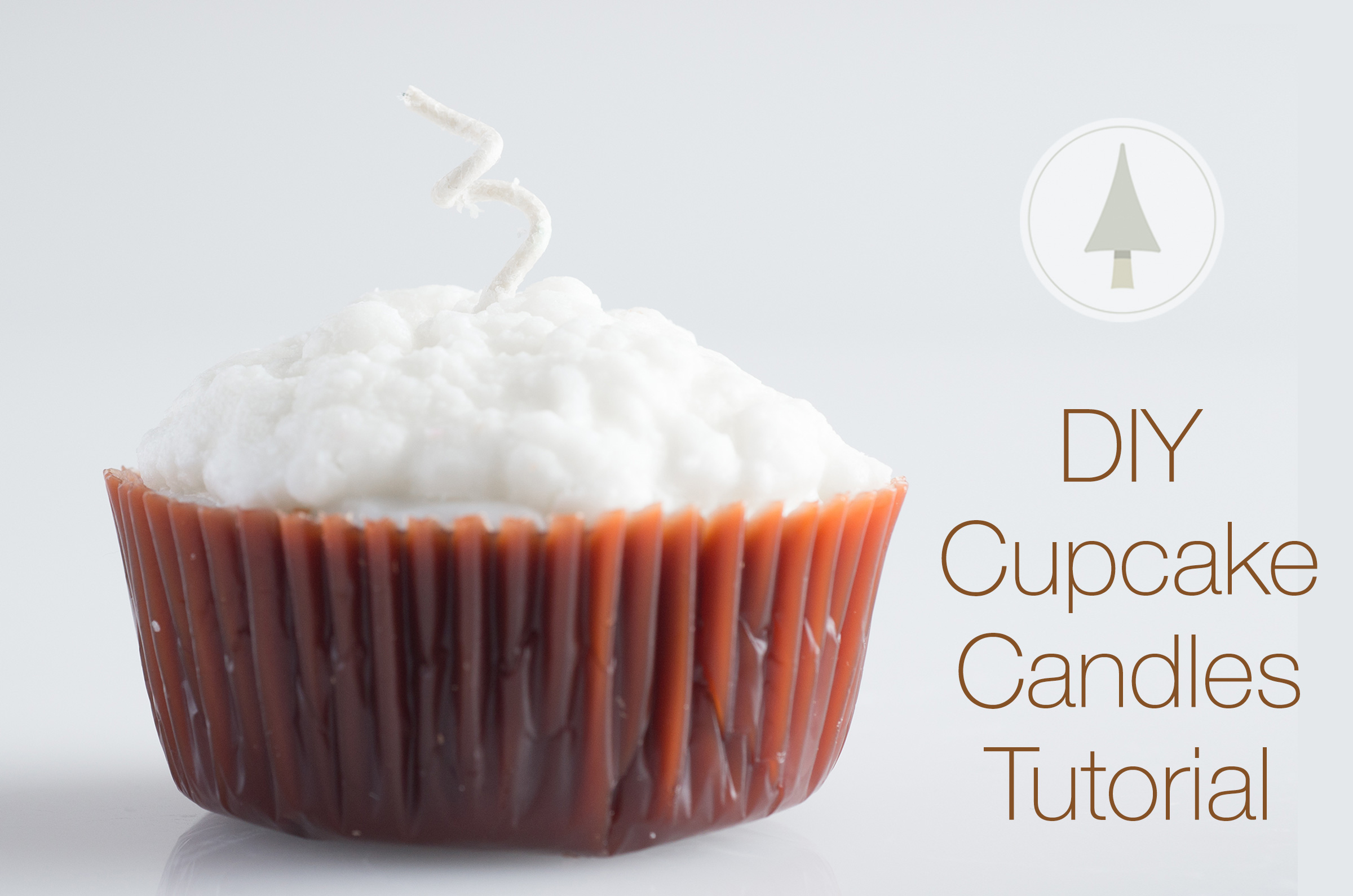 learn how to make cupcake candles