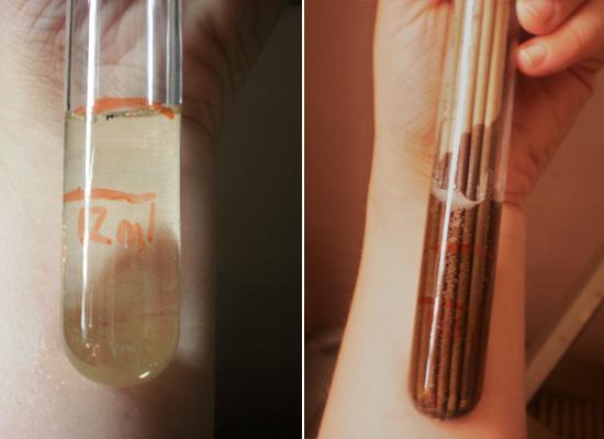How To Make Incense Sticks Craft Tutorials Recipes Crafting Library