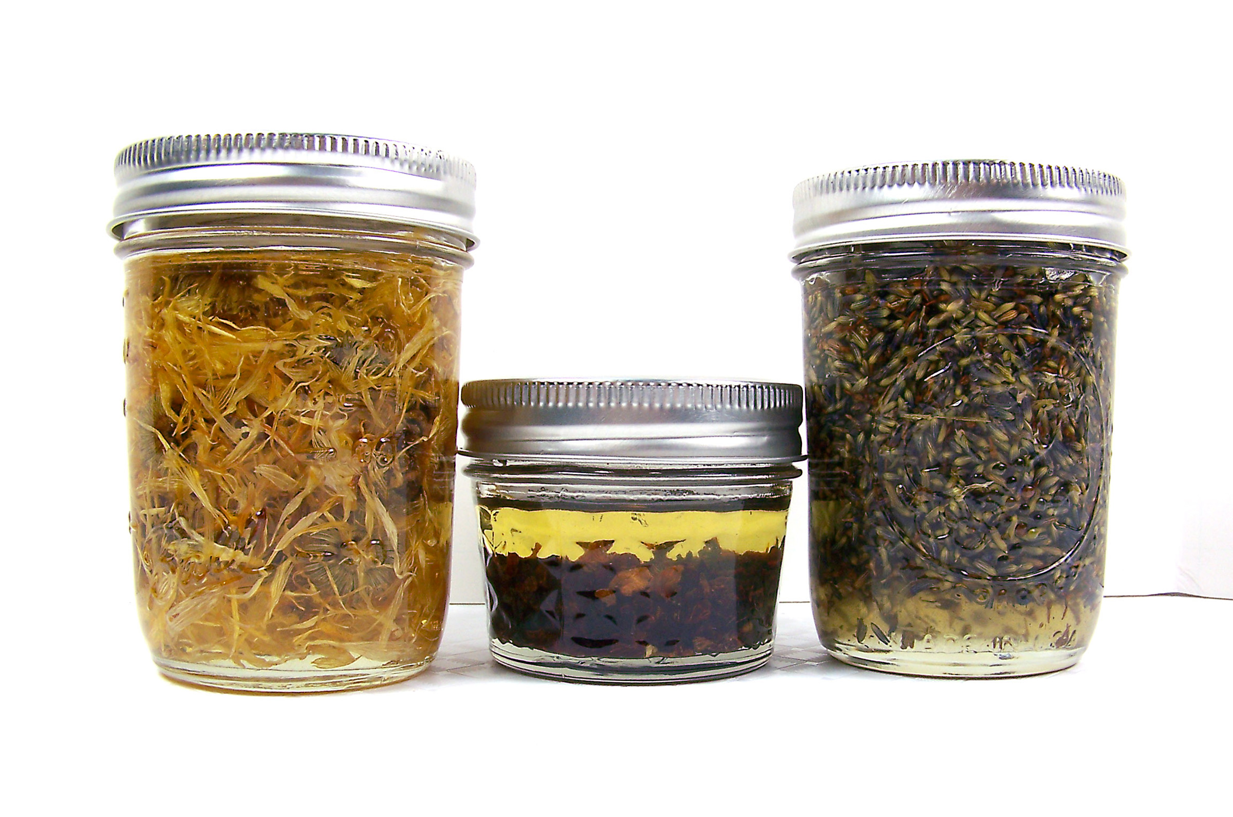 let your infused oils set for 4-6 weeks