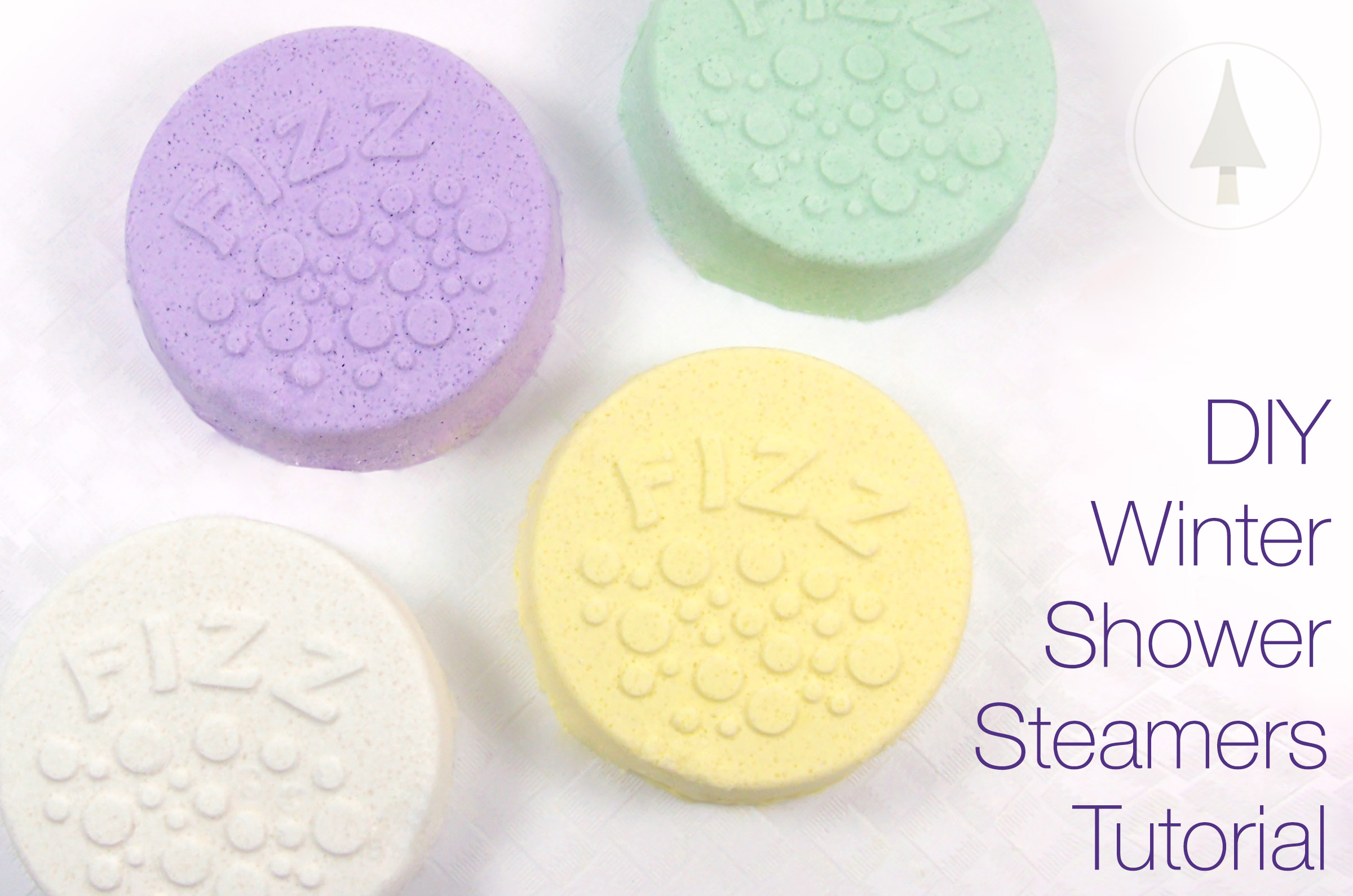 learn to make winter shower steamers