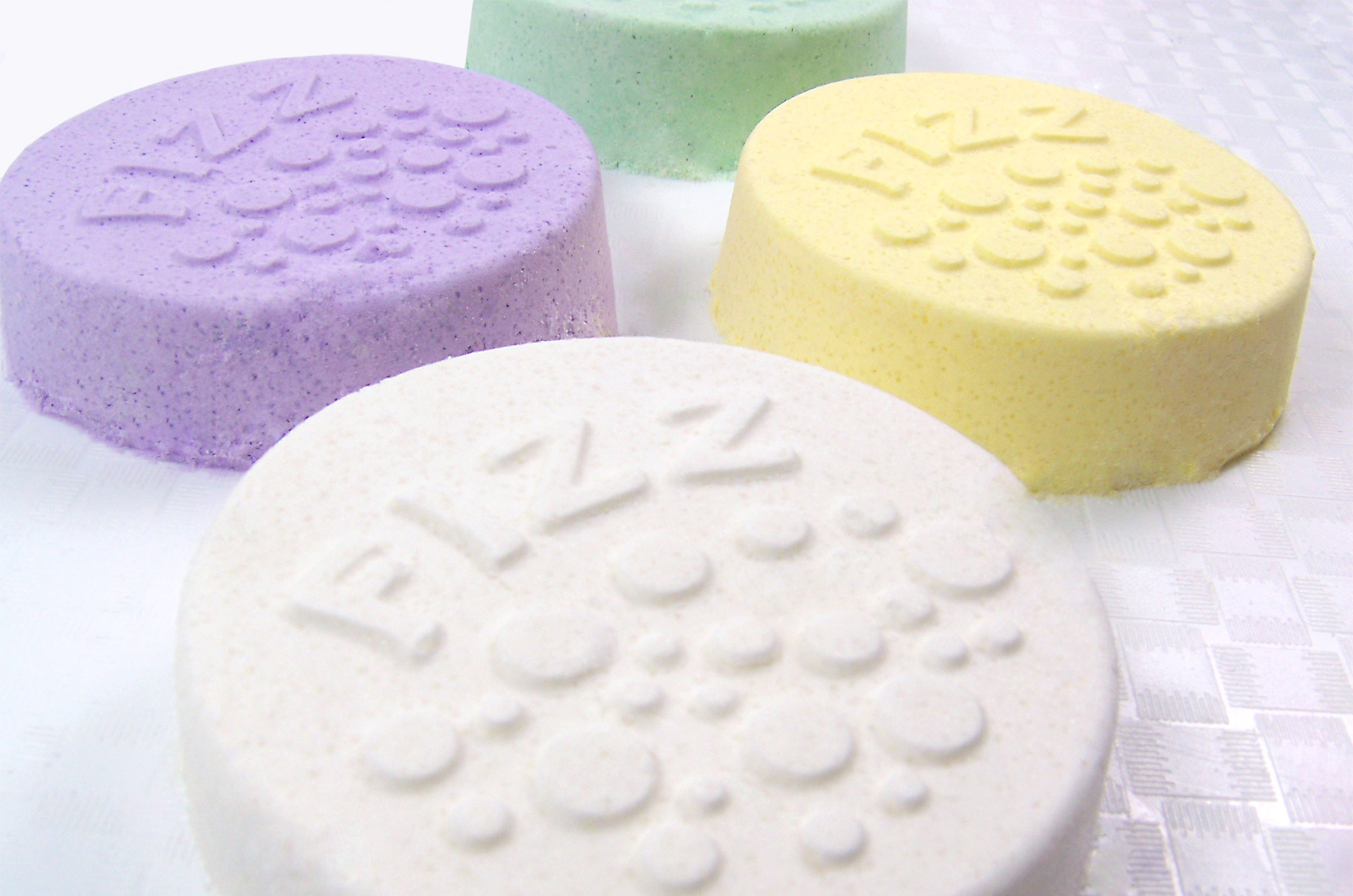 winter shower steamers - aromatherapy for your shower!