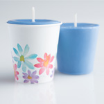 Dixie Cup Votives