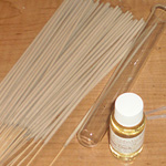 How to Make Incense Sticks