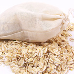Oatmeal Shower Scrub Sachet Tutorial
