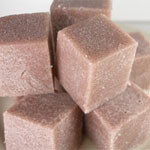 How to Make Sugar Cube Scrubs