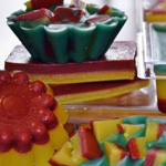 How to Make Two-Tone Layer & Chunk Tarts