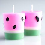 Watermelon Votive Tutorial
