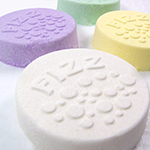 Winter Shower Steamers Tutorial